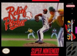 Relief Pitcher per Super Nintendo Entertainment System