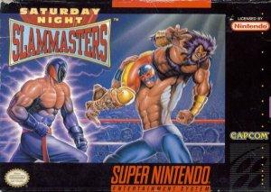 Saturday Night Slam Masters per Super Nintendo Entertainment System