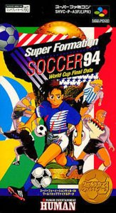 Super Formation Soccer '94: World Cup Final Data per Super Nintendo Entertainment System