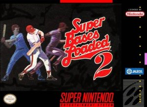 Super Bases Loaded 2 per Super Nintendo Entertainment System