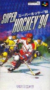 Super Hockey '94 per Super Nintendo Entertainment System