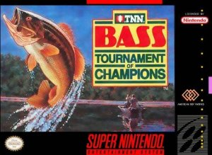 TNN Bass Tournament of Champions per Super Nintendo Entertainment System