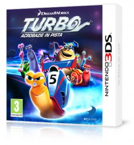 Turbo: Acrobazie in Pista per Nintendo 3DS