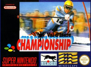 Val d'Isere Championship per Super Nintendo Entertainment System