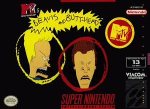 Beavis and Butthead per Super Nintendo Entertainment System