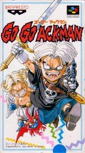 Go Go Ackman per Super Nintendo Entertainment System