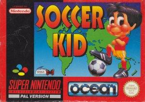 Soccer Kid per Super Nintendo Entertainment System