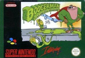 Boogerman: A Pick and Flick Adventure per Super Nintendo Entertainment System