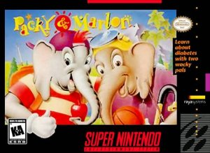 Packy and Marlon per Super Nintendo Entertainment System