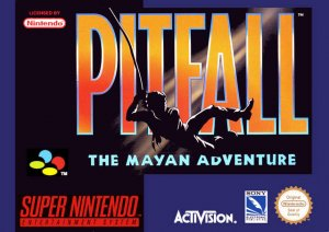 Pitfall: The Mayan Adventure per Super Nintendo Entertainment System