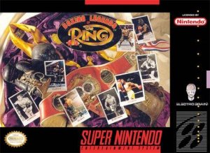 Boxing Legends of the Ring per Super Nintendo Entertainment System