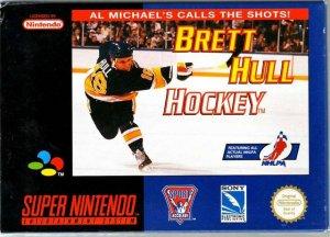 Brett Hull Hockey per Super Nintendo Entertainment System