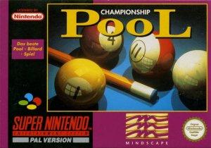 Championship Pool per Super Nintendo Entertainment System