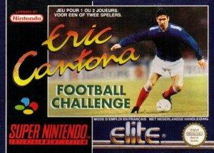 Eric Cantona Football Challenge per Super Nintendo Entertainment System