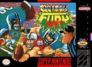 Football Fury per Super Nintendo Entertainment System