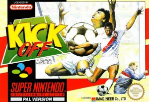 Kick Off per Super Nintendo Entertainment System