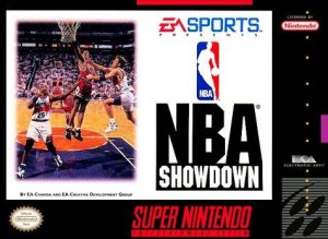 NBA Showdown per Super Nintendo Entertainment System