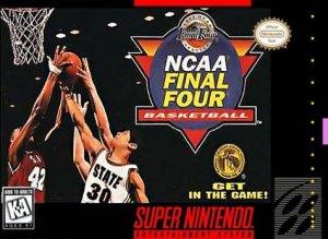 NCAA Final Four Basketball per Super Nintendo Entertainment System