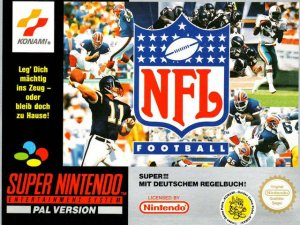 NFL Football per Super Nintendo Entertainment System