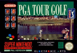 PGA Tour Golf per Super Nintendo Entertainment System