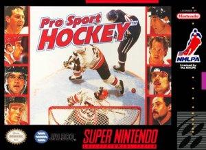 Pro Sport Hockey per Super Nintendo Entertainment System