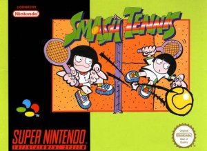 Smash Tennis per Super Nintendo Entertainment System