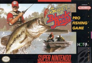 Super Black Bass: Real Fight per Super Nintendo Entertainment System