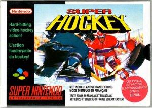 Super Hockey per Super Nintendo Entertainment System