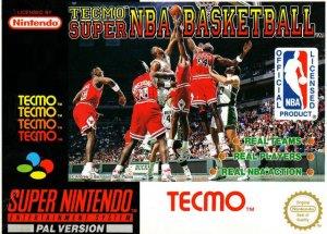Tecmo Super NBA Basketball per Super Nintendo Entertainment System