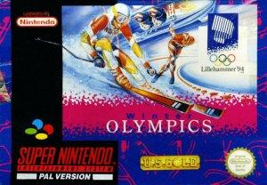 Winter Olympic Games: Lillehammer '94 per Super Nintendo Entertainment System