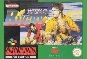 World Class Rugby per Super Nintendo Entertainment System