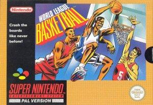 World League Basketball per Super Nintendo Entertainment System