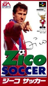 Zico Soccer per Super Nintendo Entertainment System