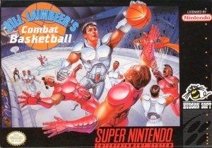 Bill Laimbeer's Combat Basketball per Super Nintendo Entertainment System