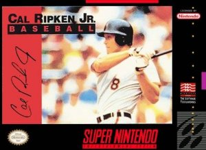 Cal Ripken Jr. Baseball per Super Nintendo Entertainment System