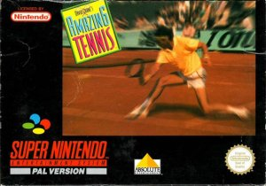 David Crane's Amazing Tennis per Super Nintendo Entertainment System