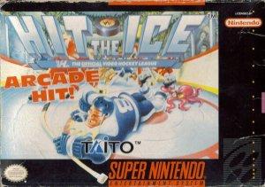 Hit the Ice per Super Nintendo Entertainment System