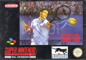 International Tennis Tour per Super Nintendo Entertainment System