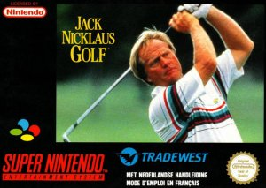 Jack Nicklaus Championship Golf per Super Nintendo Entertainment System