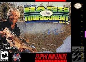 Jimmy Houston's Bass Tournament per Super Nintendo Entertainment System