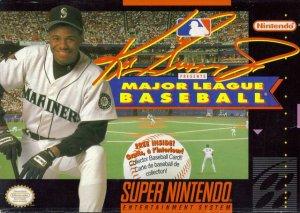 Ken Griffey Jr. Presents Major League Baseball per Super Nintendo Entertainment System