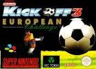 Kick Off 3: European Challenge per Super Nintendo Entertainment System