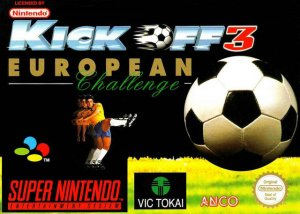 Kick Off 3: European Challenge per Super Nintendo Entertainment System