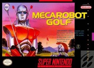 Mecarobot Golf per Super Nintendo Entertainment System