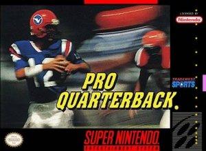 Pro Quarterback per Super Nintendo Entertainment System