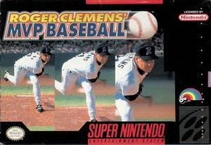 Roger Clemens' MVP Baseball per Super Nintendo Entertainment System