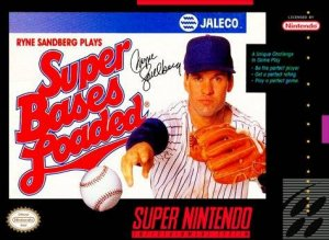 Super Bases Loaded per Super Nintendo Entertainment System