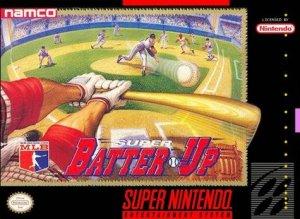 Super Batter Up per Super Nintendo Entertainment System