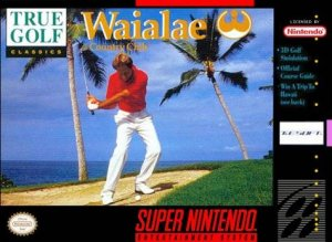 Waialae Country Club per Super Nintendo Entertainment System