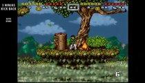 3 Ninjas Kick Back - Gameplay
